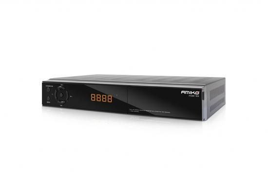 AMIKO DVB-S2 přijímač SHD 8155