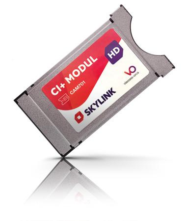 Dotovaný CAM 701 Viaccess s kartou Skylink-logo Skylink