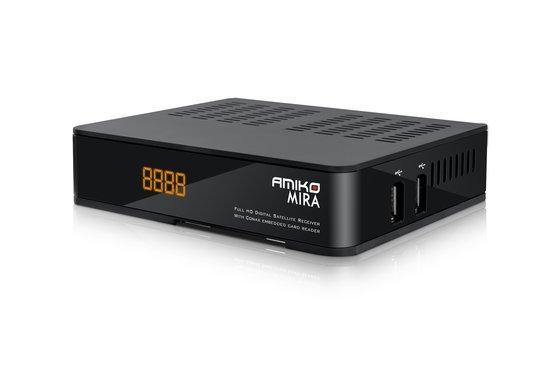 AMIKO DVB-S2 přijímač MIRA