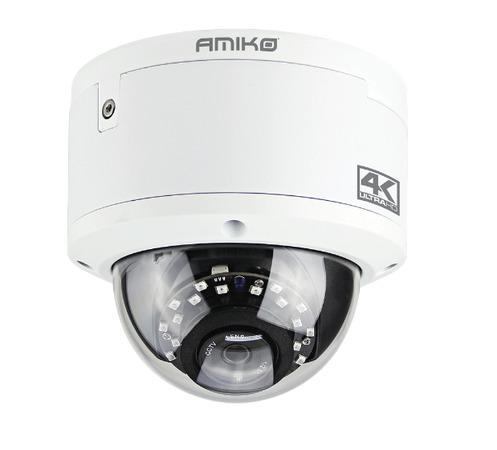 AMIKO IP kamera Dome DVW20M 4K POE Antivandal,