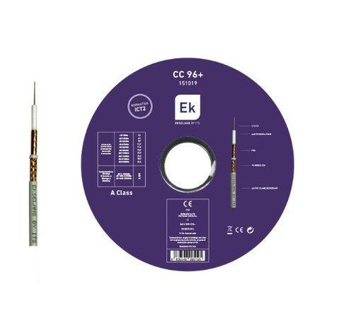 ITS Koaxiální kabel celoměděný CC 96+, balení 100m