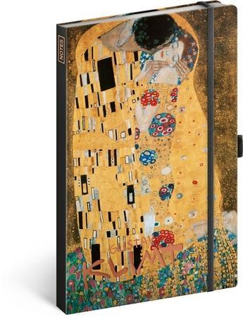 Notes Gustav Klimt linkovaný