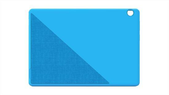 Lenovo TAB M10 HD side BUMPER (BLUE) + film = modrý ochranný rámeček + fólie na display