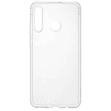 HUAWEI Silikonový kryt pro P30 Lite Transparent