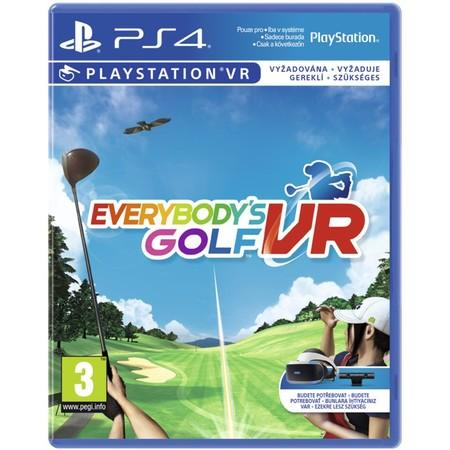Hra Sony PlayStation 4 Everybody`s Golf VR