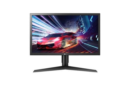 "24"" LG LED 24GL650 - FHD, HDMI,DP, 24GL650-B.AEU"