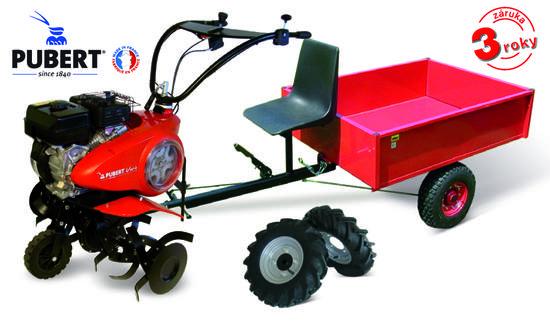 PUBERT SET3 s vozíkem VARIO P