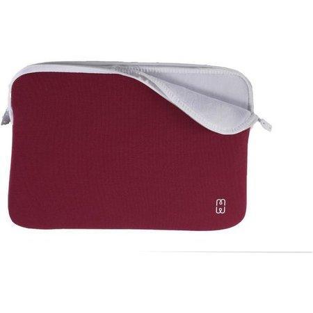 "MW Perfect-fit sleeve pouzdro MacBook Air 13"" vínové/bílé, MW-410025"