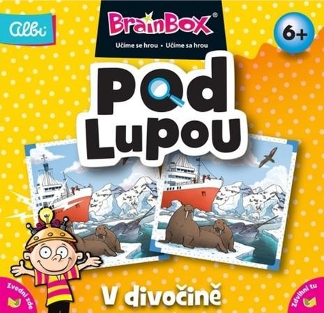 BrainBox Pod Lupou V divočině