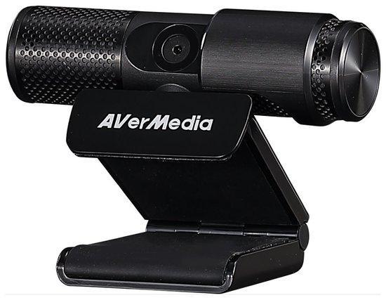 AVERMEDIA PW313/ Full HD Webkamera/ černá, 40AAPW313ASF