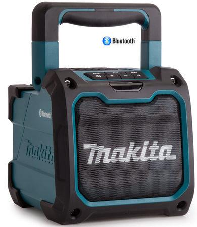 MAKITA DMR200 Aku přehrávač s Bluetooth bez aku, 7910017