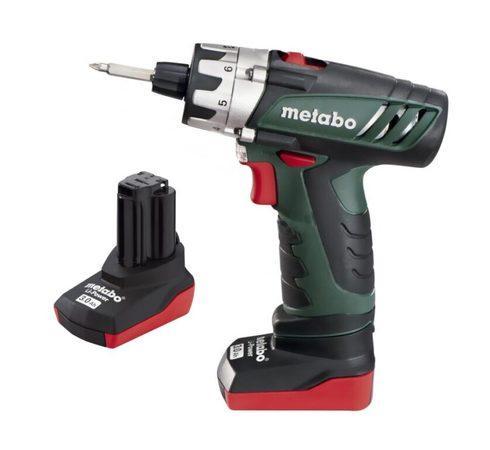 METABO 600092510 PowerMaxx BS Pro Akušroubovák 10,8V 3,0Ah