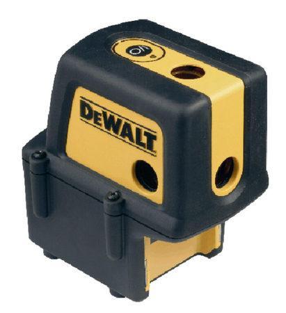 DEWALT DW084K-XJ Laser 4-bodový samonivelační