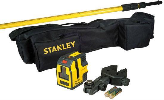 STANLEY STHT1-77147 Laser křížový CROSS90 s rozpěrnou tyčí