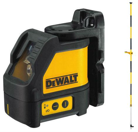 DEWALT DW088KPOL-XJ Laser křížový