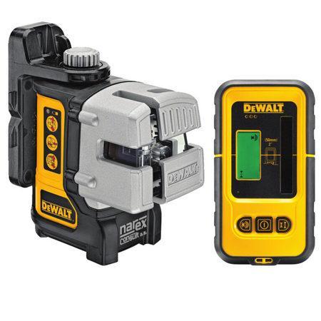 DEWALT DW089KD-XJ Laser křížový