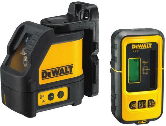 DEWALT DW088KD Laser křížový s přijímačem