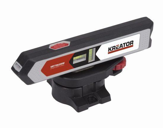 KREATOR KRT706200W Laser vodováha