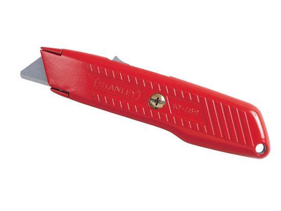 STANLEY 0-10-189 Nůž zásuvný s pružinou blister