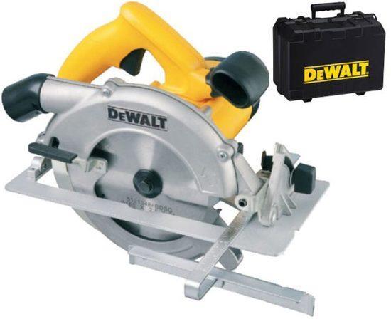 DEWALT DWE560K-QS Pila kotoučová 1350W 184mm