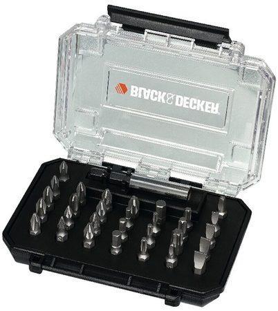 BLACK DECKER A7201-XJ Sada bitů 31dílů