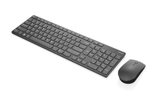 Lenovo Professional Ultraslim Wireless Combo Keyboard and Mouse- Czech/Slovakia, 4X30T25805