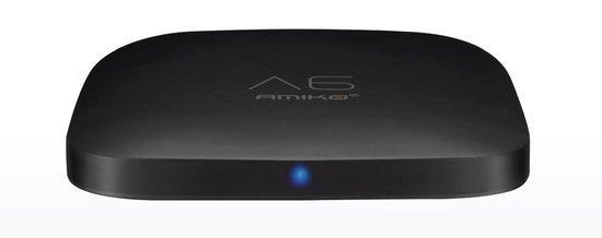 AMIKO A6 OTT, multimediální přehrávač, 4k