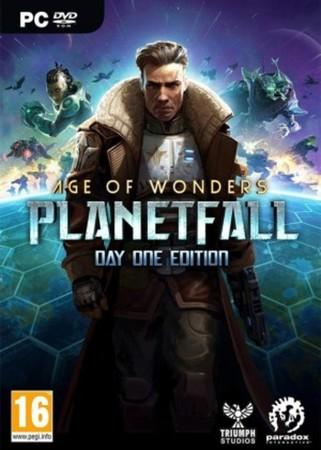 PC - Age of Wonders: Planetfall