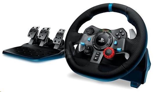 Logitech volant G29 Racing Wheel PS4, PS3 a PC