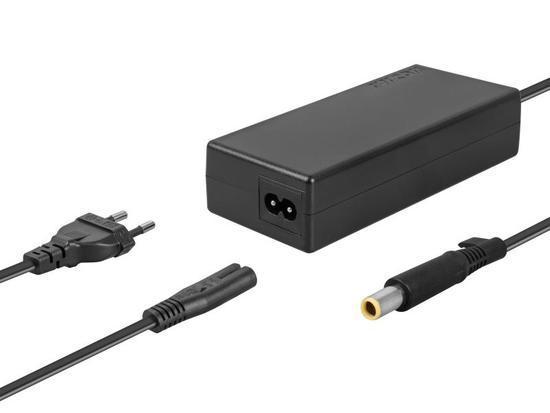 Napájecí adaptér Avacom pro notebooky Dell 19,5V 4,62A 90W konektor 7,4mm x 5,1mm s vnitřním pinem,