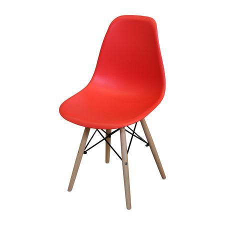 IDEA nábytek Jídelní židle UNO červená