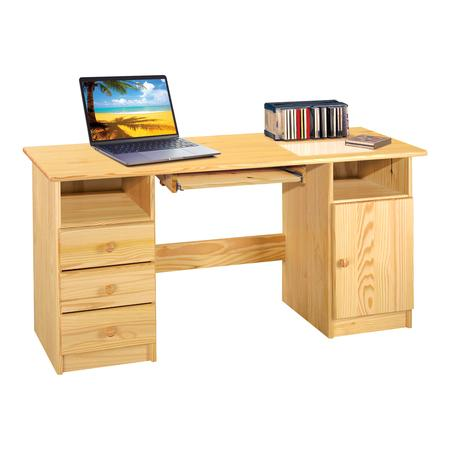 IDEA nábytek PC stůl 8847 lakovaný