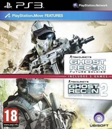 PS3 TC GR Future Soldier & GR Warfighter 2 Pack