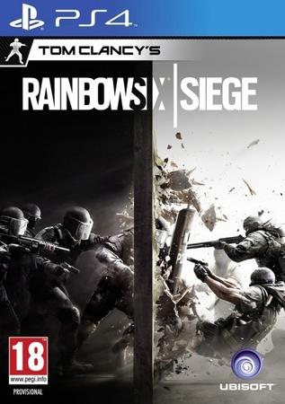 PS4 Tom Clancy`s Rainbow Six: Siege