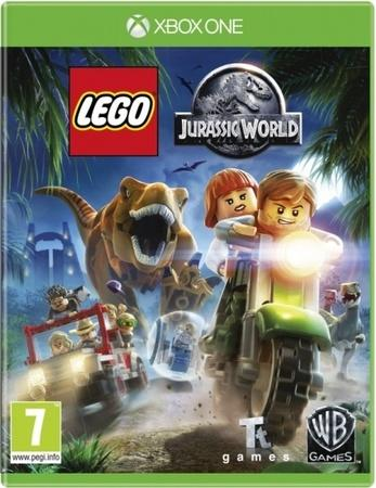 XONE LEGO Jurassic World
