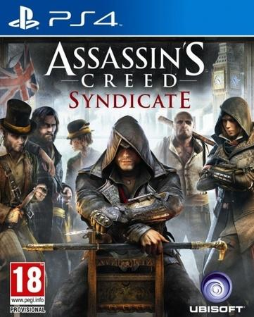 PS4 Assassin`s Creed Syndicate