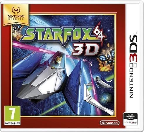 3DS Star Fox 64 3D Select