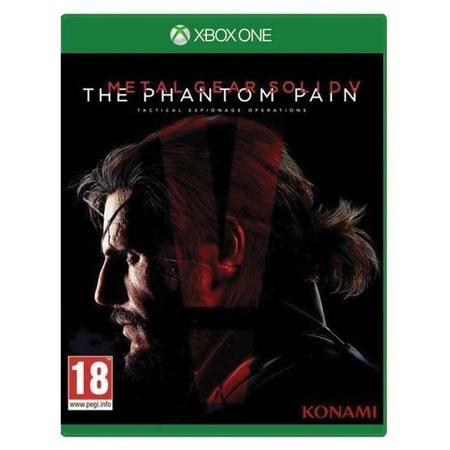 XONE Metal Gear Solid V: The Phantom Pain