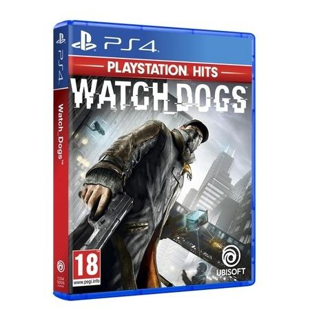 PS4 Watch_Dogs - Playstation Hits