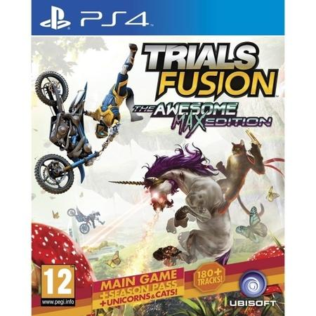 PS4 Trials Fusion (The Awesome Max Edition)