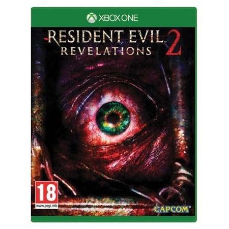 XONE Resident Evil: Revelations 2