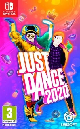 Hra Ubisoft Nintendo SWITCH Just Dance 2020