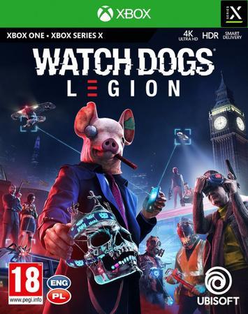 XONE - Watch Dogs Legion