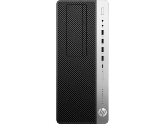 HP EliteDesk 800 G5 TWR, i5-9500, IntelHD, 8GB, SSD 256GB M.2 NVMe TLC, DVDRW, W10Pro, 3-3-3, 7XL00AW#BCM