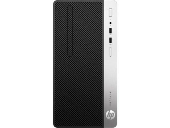 HP ProDesk 400 G6 MT Intel i5-9500 / 8GB / 256 GB SSD / Intel HD / DVD-RW/ W10 Pro, 7EL75EA#BCM