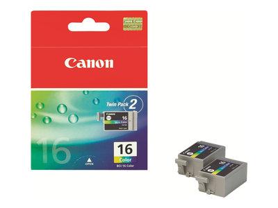Canon BCI-16C - originální, 9818A002