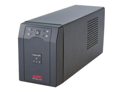 Smart-UPS SC 420I (260W), SC420I