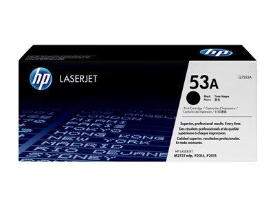 Toner HP Q7553A černý (3000str./5%)