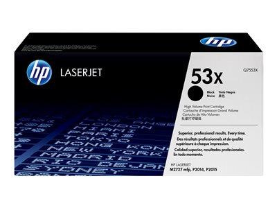 Toner HP Q7553X černý velký (7000str./5%)