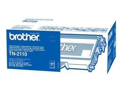 Toner Brother TN-2110 (HL-21x0,DCP-7030/7045,MFC-7320/7440/7840), TN2110
